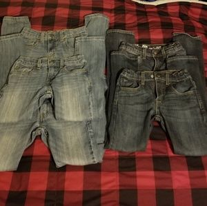 5 Pairs Boys Levi's Jeans